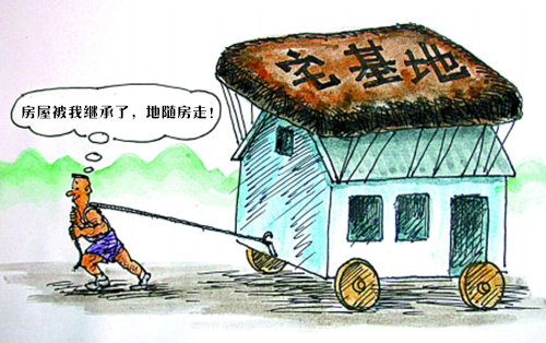 农村宅基地使用权纠纷要遵循哪些原则?--土流