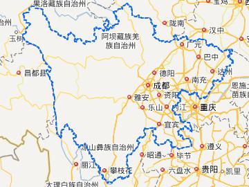 四川省主要种植的农作物是什么?