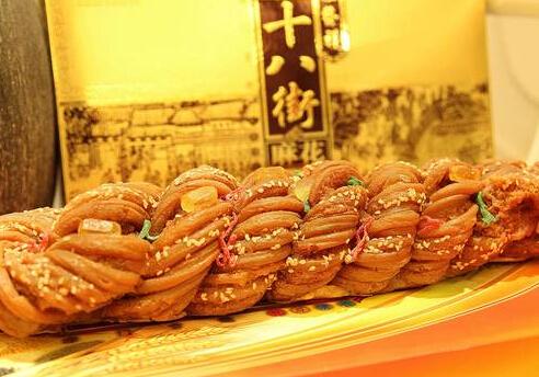 天津市有哪些有名的土特产?