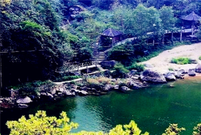杭州市浙西大峡谷八大休闲度假农家乐热点推荐