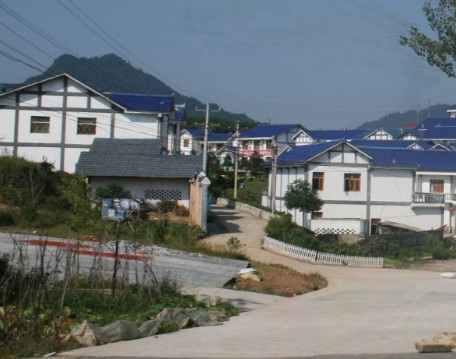 广东省:新农村建设让斗门区农村换新颜