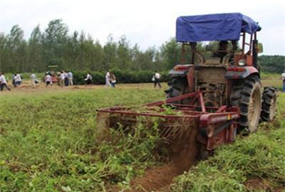 吉林省:推动粮食生产全程机械化