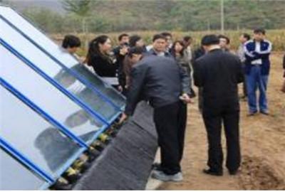 天津市举办太阳能干燥鲜枣技术培训