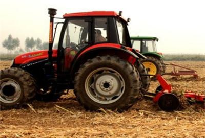 吉林省推进农机深松整地远程电子监测