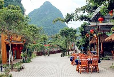 广西桂林周边哪里有环境优美农家乐?六大农家乐为你推荐