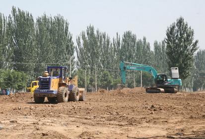 陇西县农村集体经营性建设 激发土地新活力