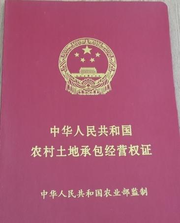 1月20日东莞颁发首批农村土地承包经营权证书