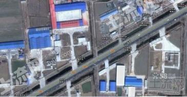 52亩工业用地转让带厂房