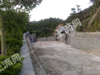 广东省普宁市揭神公路旁大型休闲山庄招租或承包