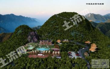 海南最美庄园卡洛岛土地与木屋别墅租赁