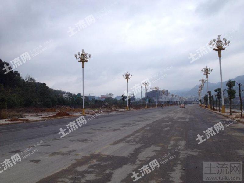 地图展示-贵州侗族自治区玉屏县61亩商住用地出让