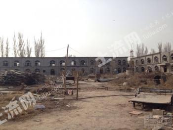 新疆喀什市 西域大道 8473平米 商业用地