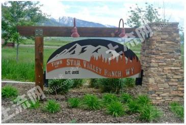 怀俄明州    小面积   唯美宅基地   出售1251551