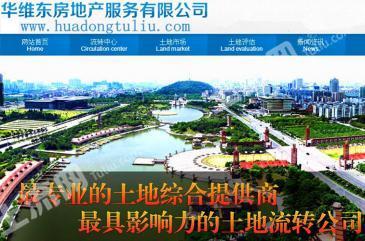 肇庆市怀集县闽商高新产业园50亩土地低价转让