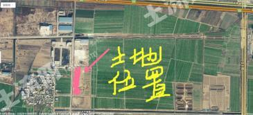 出售安阳市文峰科技园区23亩工业土地