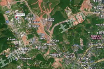 景洪市区60亩商业土地出售