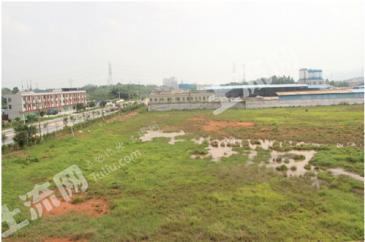 清远市清城区石角镇商业兼容住宅用地31333平方急售