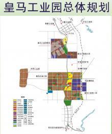 广西钦州市钦北区皇马工业园四区501.13亩土地合同权益转让