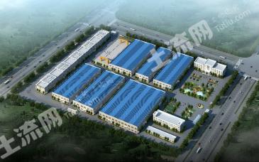 106亩标准化重型厂房出售