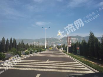 山西绵山5A风景区景区-长寿村30余亩商服用地转让