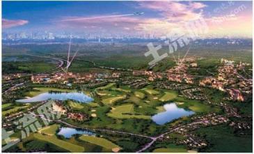 海口市龙华区观澜湖310亩土地出售
