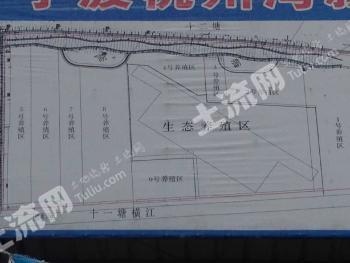 渔塘排水结构图纸
