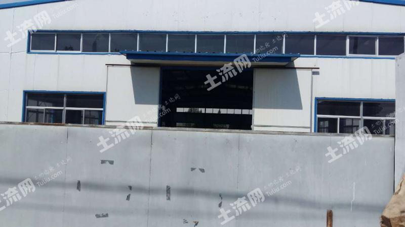 兖州 新兖镇吴村610平米钢结构厂房出租