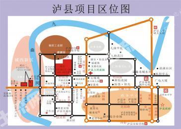 四川泸州泸县老城区15亩商业用地出售