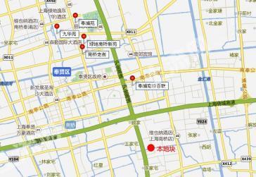 央企产权!上海奉贤区49亩国有工业出让用地整体出售