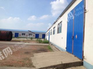山东聊城高唐县15亩工业地带厂房和办公楼房6000平转让出售
