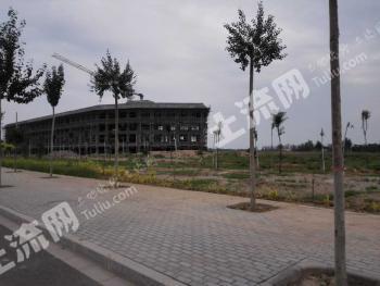 转让宁夏平罗县112.3亩商服用地(含一万平米营业房)