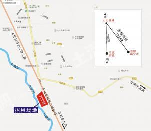 广西化县200亩厂区招租