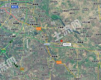 北京通州区西集镇45亩工业用地项目整体转让