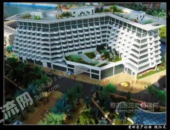 出售福建莆田白塘风景区5星级度假酒店6亩