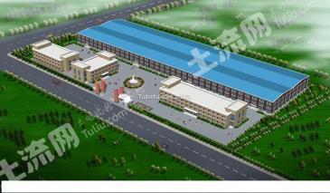 信阳工业城出售出租350亩土地厂房,可分租售