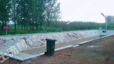 青西新区董家口港城120余亩生态园转包