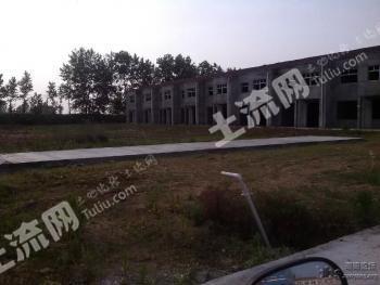 枣新路吉河路段20余亩土地和房产出售(出租)