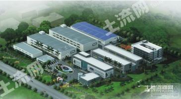 肇庆怀集县郊际村工业园工业用地低价出售
