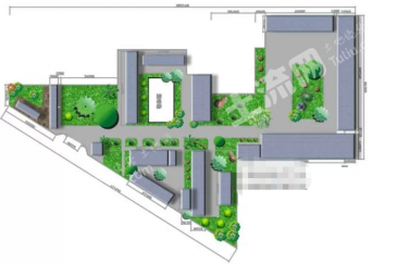 转让章丘合院式23亩工业用地带厂房