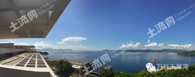 双半岛全别墅别墅拥有海滩停机坪私人海景-深唐俊别墅区扬州图片