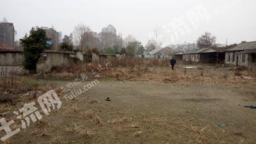 武汉青山区沿港路楠姆庙70亩地优价招租