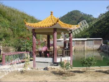 (出售)云浮市云城区15亩私人休闲度假山庄