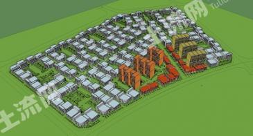 大西安(咸阳)5-50亩工业用地出售