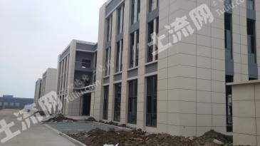 开发区企业孵化园标准厂房独栋办公楼租售