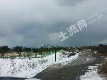 韩国 济州岛1700亩土地出售