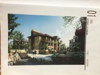 5A级景区天目山休闲山庄项目出售