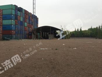 曹路10亩集装箱物流堆场出租