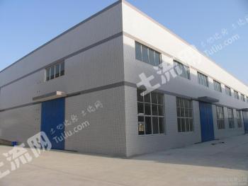 瓶窑18亩地7000方单层钢结构厂房整体出售