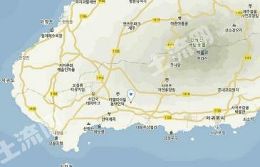 济州岛5445亩土黄金地段地低价出售