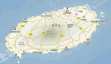 济州岛1770亩土地出售